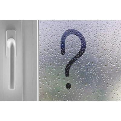 Чому в квартирі або будинку плачуть вікна і що робити?
