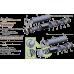 Рекуператор Climtec РД-100 База, с клапаном перекрытия потоков