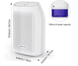 Осушувач повітря Maxton P700ml Гарантія 1 рік