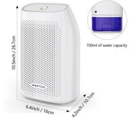 Осушитель воздуха Maxton P700ml Гарантия 1 год