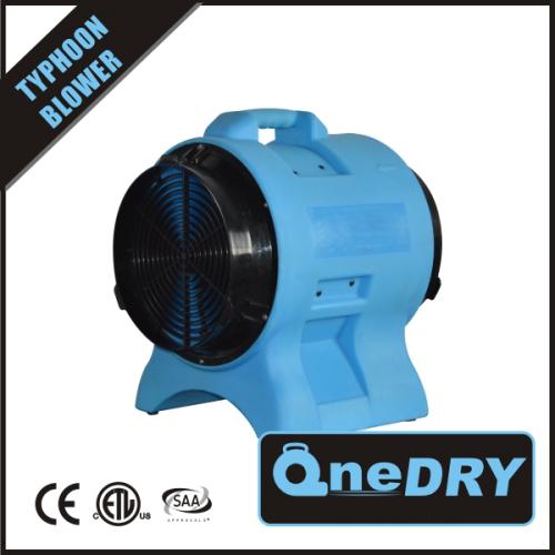 """Електричний промисловий вентилятор OneDry 8"""" осьовий"""