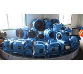 Електричний вентилятор OneDry CTF-30 промисловий