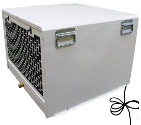 Канальний осушувач для басейну Ecor Pro DSR20