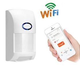 Смарт WiFi датчик движения с функцией оповещения на телефон
