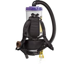 Профессиональный пылесос-рюкзак ProTeam Super CoachVac (107119)