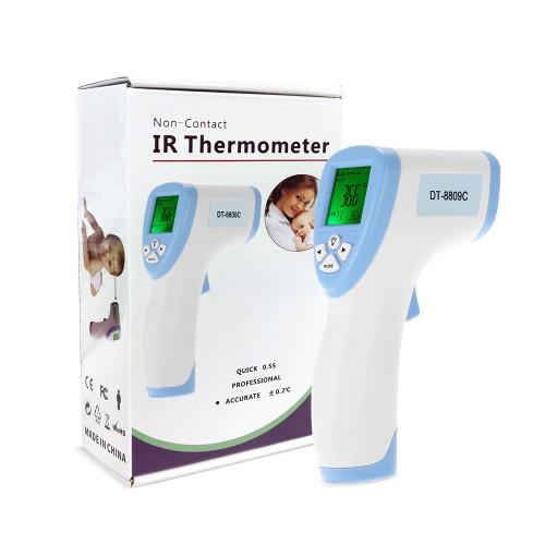 Безконтактний інфрачервоний термометр LZX-F1682